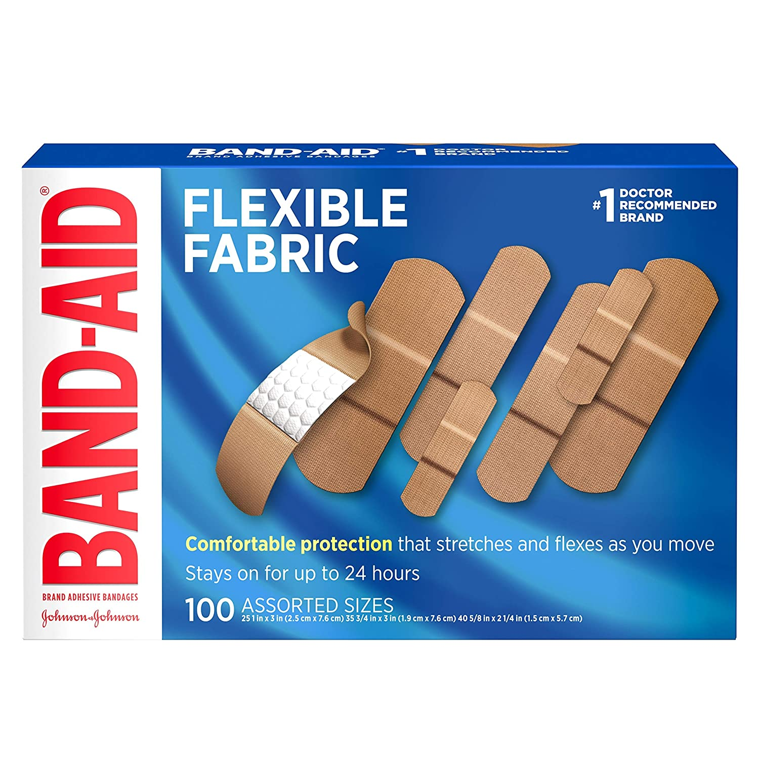 BearHoHo Medical Elastic Bandage 4 Inch Compression Wrap ...
