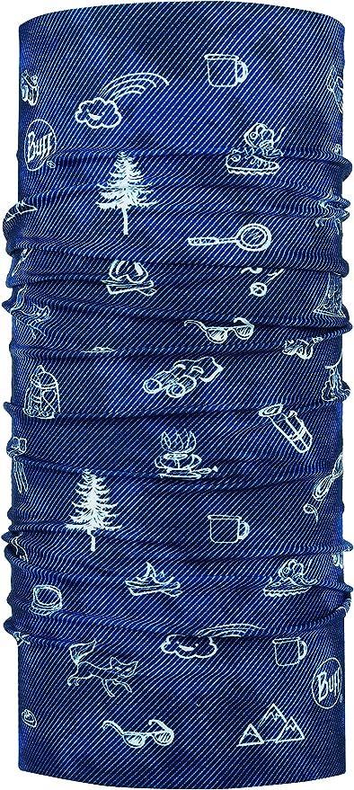 Buff Child Funny Camp Navy Tubular Original Junior, Unisex niños ...