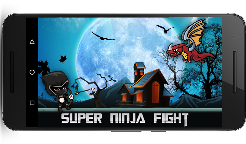 Super Ninja Fight: Amazon.es: Appstore para Android