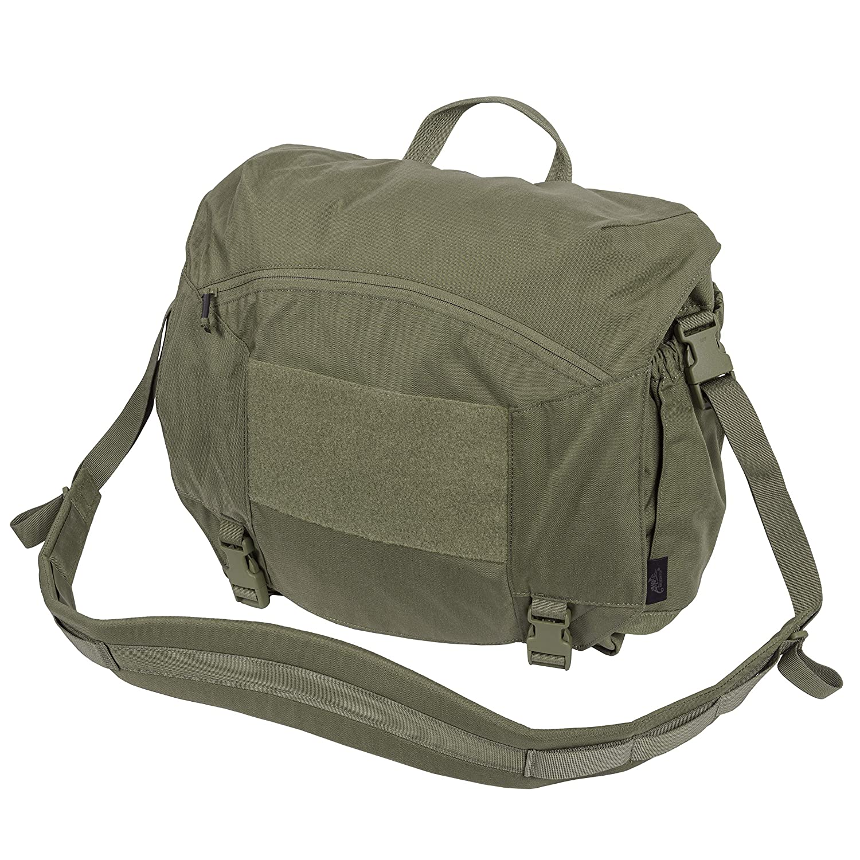 helikon-tex Urban Courier Bag Largeアダプティブグリーン B07BSJY79D