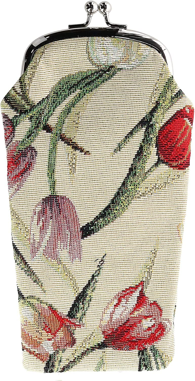 CTM Women's Tulip Print...