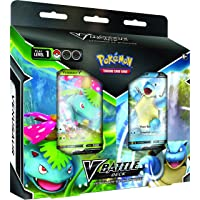 Pokémon TCG verzamelkaartspel – Blastoise V & Venusaur V – Battle Deck-pack, Engelse versie