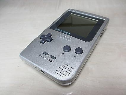 Nintendo Silver Game Boy Pocket: Amazon co uk: PC & Video Games