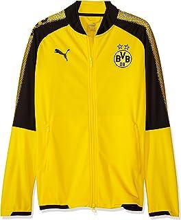 PUMA 2017-2018 Borussia Dortmund Poly Jacket (Yellow)