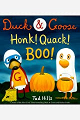 Duck & Goose, Honk! Quack! Boo! Kindle Edition