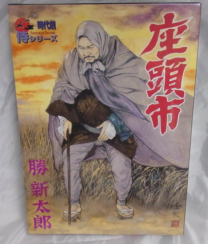 時代劇 侍シリーズ 1/6 勝 新太郎 座頭市 B008XZ7L10