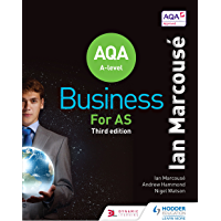 AQA Business for AS (Marcousé) (English Edition)