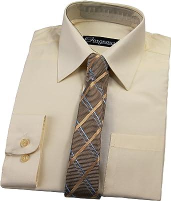 Gorgeous Collection - Camisa - para niño: Amazon.es: Ropa y accesorios
