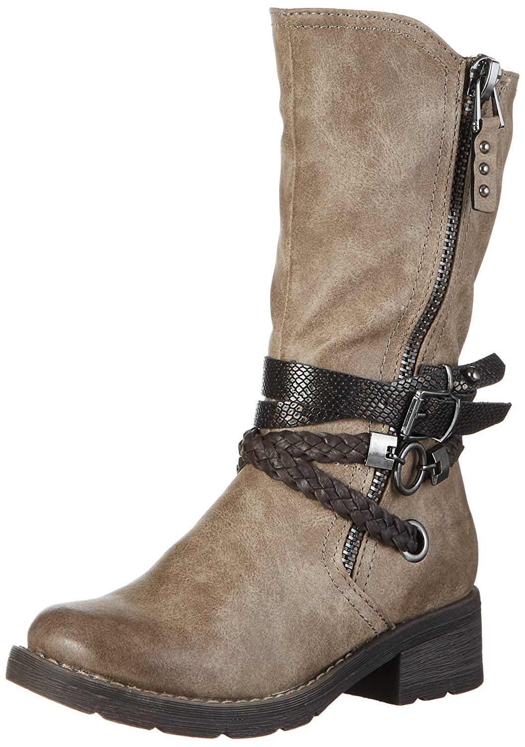Marco Tozzi Cool Club 46601, Bottes Fille 2-2-46601-29
