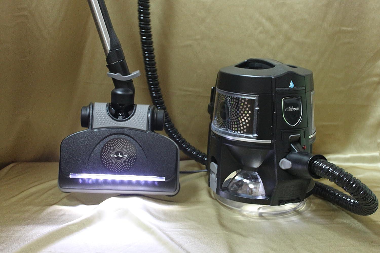 Rainbow e2 aspiradora Negra Modelo Exclusivo Royal Line Pro Ultra ...