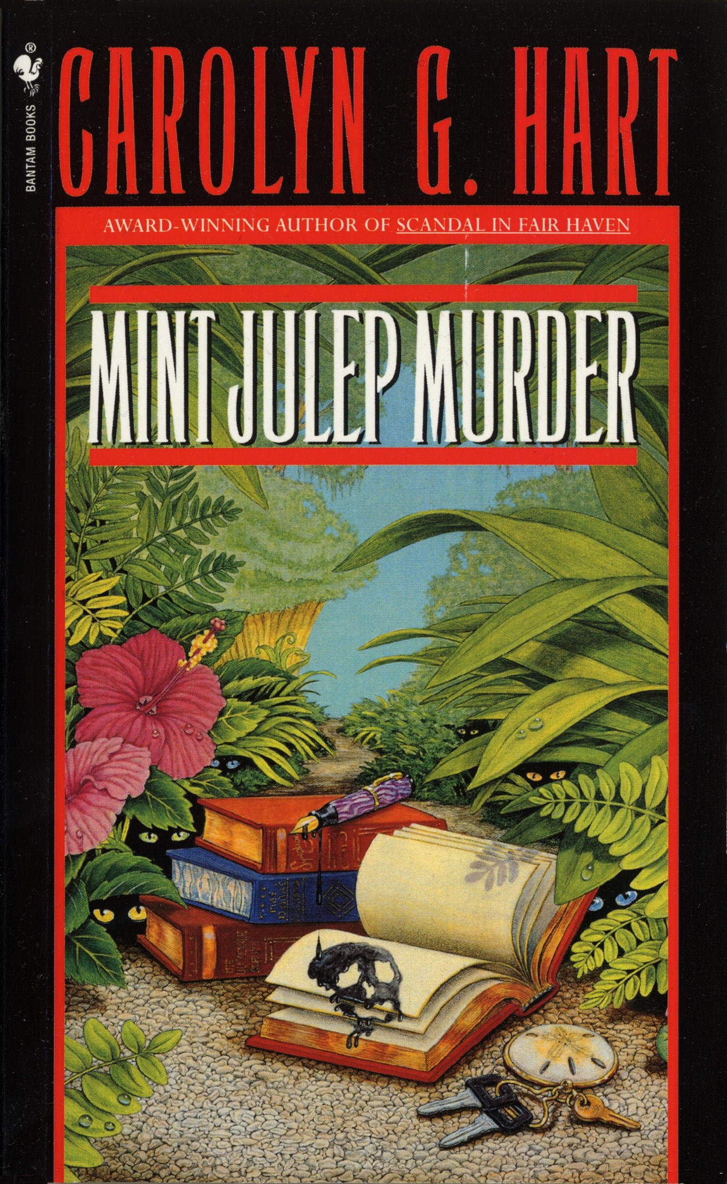 Julep Murder Death Demand Mysteries product image