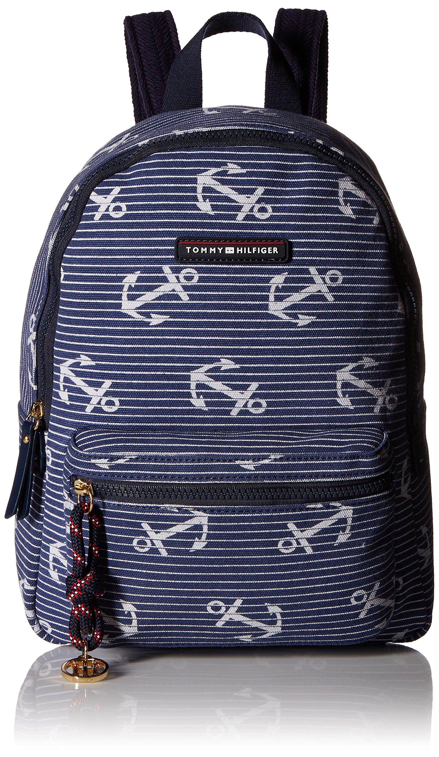 Tommy Hilfiger Backpack Dariana, Navy/White