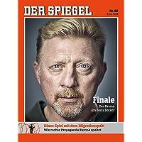 DER SPIEGEL 50/2018: Finale...Das Drama um Boris Becker