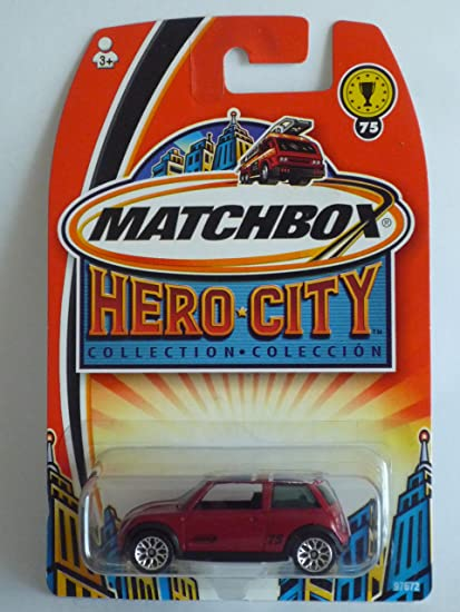 Amazon.com: Matchbox 2003 (Mattel) Hero – City Collection ...