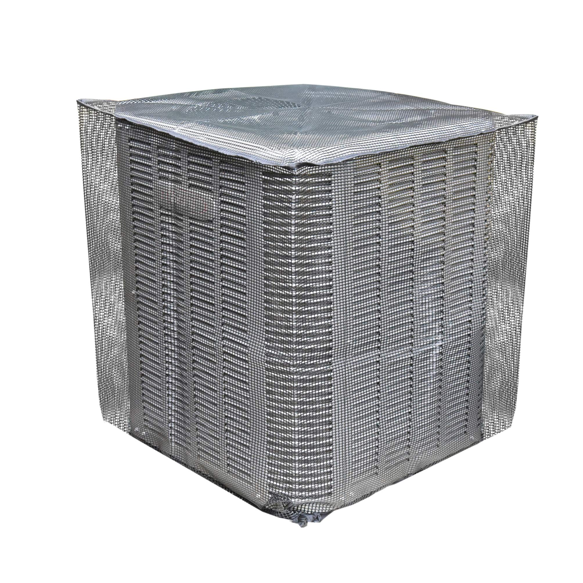 Sturdy Covers AC Defender - Full Mesh Air Conditioner Cover - AC Cover - Outdoor Protection by STURDY COVERS EST. 2015
