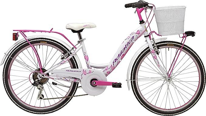 Bicicleta Cicli Adriatica CTB para niña, estructura de acero ...