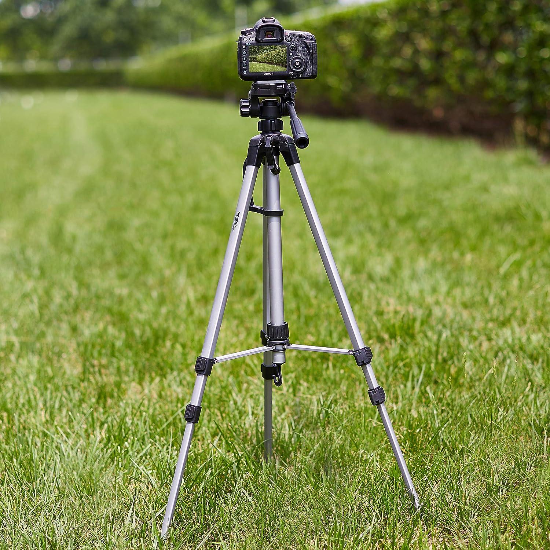 Basics 60-Inch Lightweight Tripod with Bag : Camera & Photo