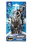 DC Llavero de la máscara de Batman, de estaño