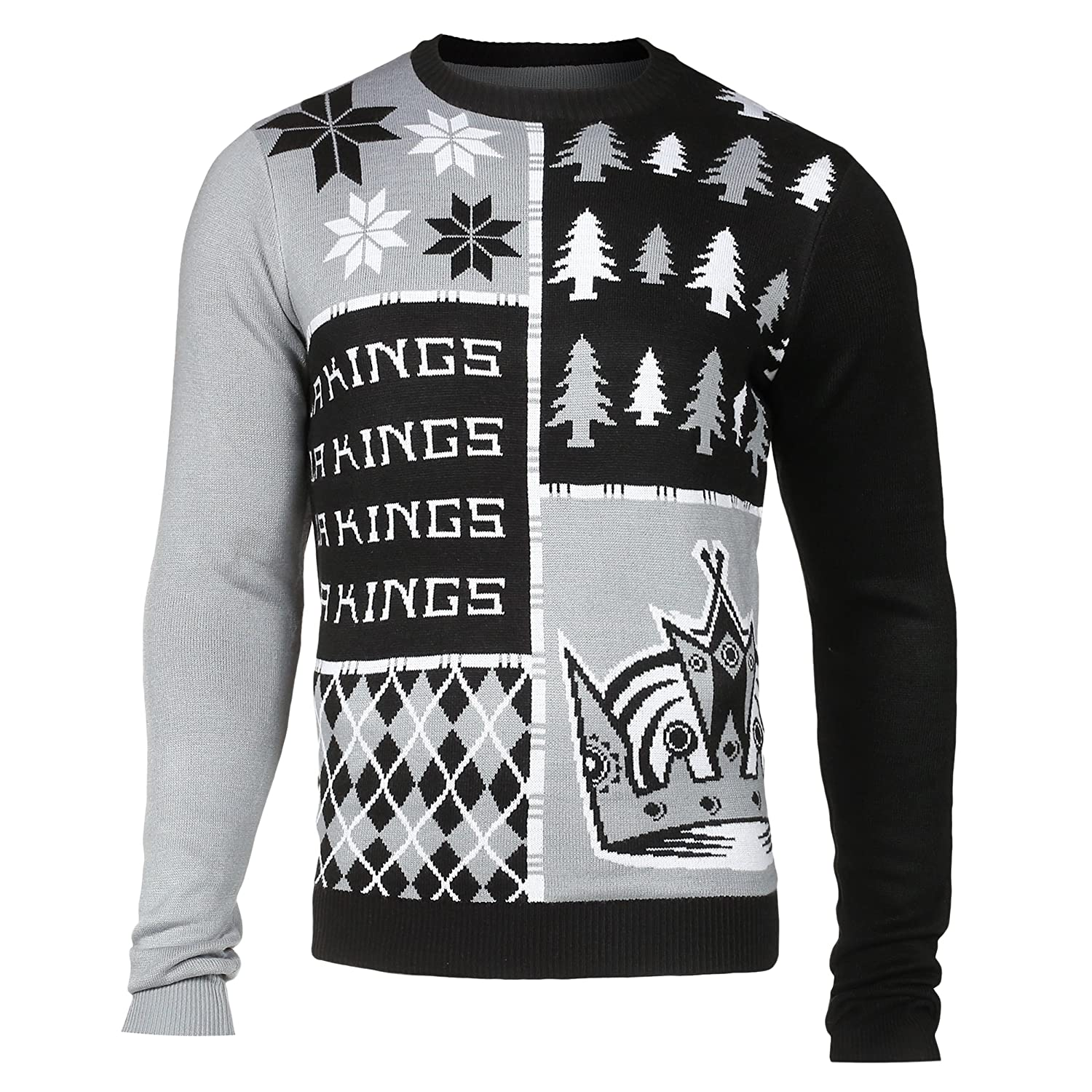 Amazon.com : NHL Busy Block Sweater : Sports & Outdoors