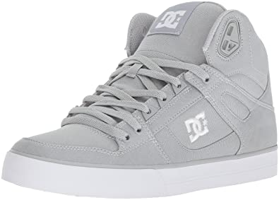 Skate Pure co Dc Top GrayAmazon Tx Hi Men's Shoes Wc Sneaker MGVUSLzqp