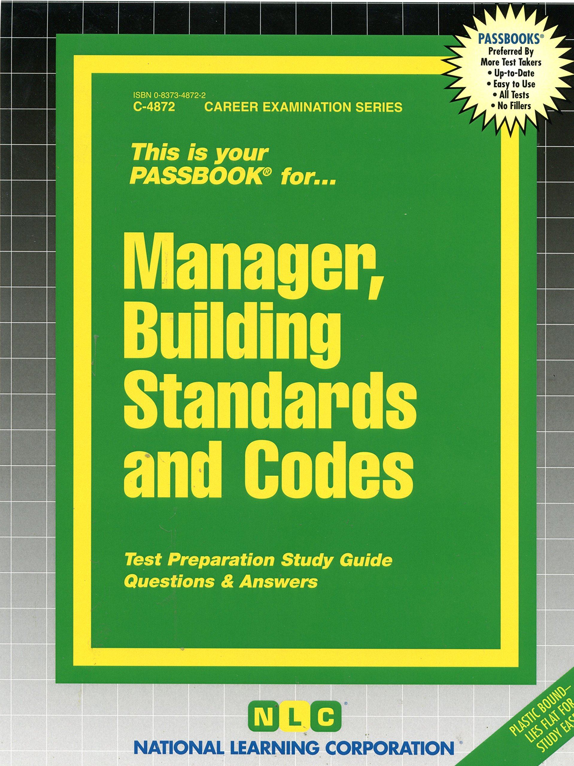 Manager, Building Standards and Codes (Passbooks) pdf epub