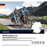 Garmin TOPO Deutschland V7 PRO - Fahrrad- und Wanderkarte