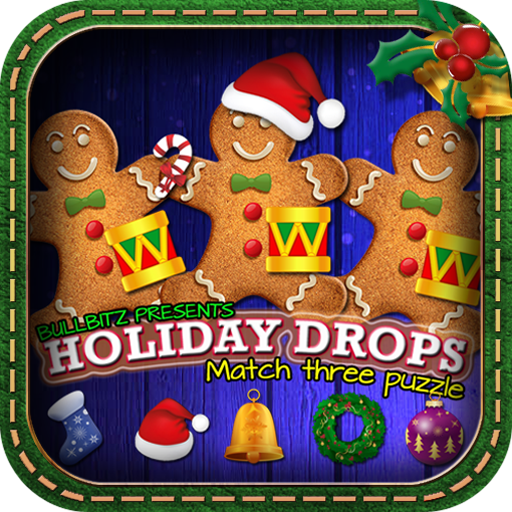 Holiday Drops - Match three puzzle (Best Bejeweled Game Ipad)