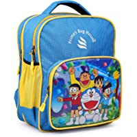 Prime's Bag Fabric Multicolor School Bag