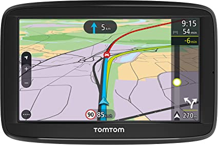 Tom Tom Start 52 Navigatore Satellitare 5 Pollici con Mappe a Vita