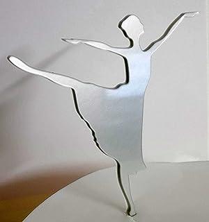 12 X Ballerina Di Danza (di Qualsiasi Colore) Commestibile Standup