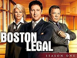 Boston Legal - Staffel 1