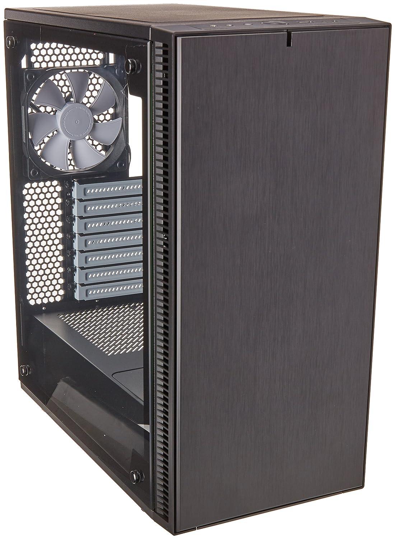 Define C TG Midi-Tower Negro carcasa de ordenador: Amazon.es: Informática
