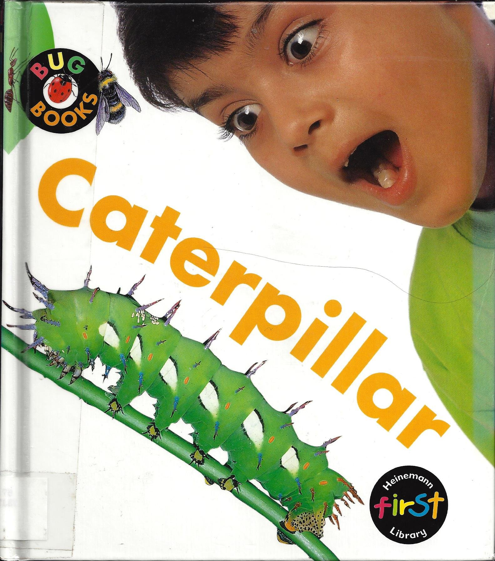 Download Caterpillar (Bug Books) PDF