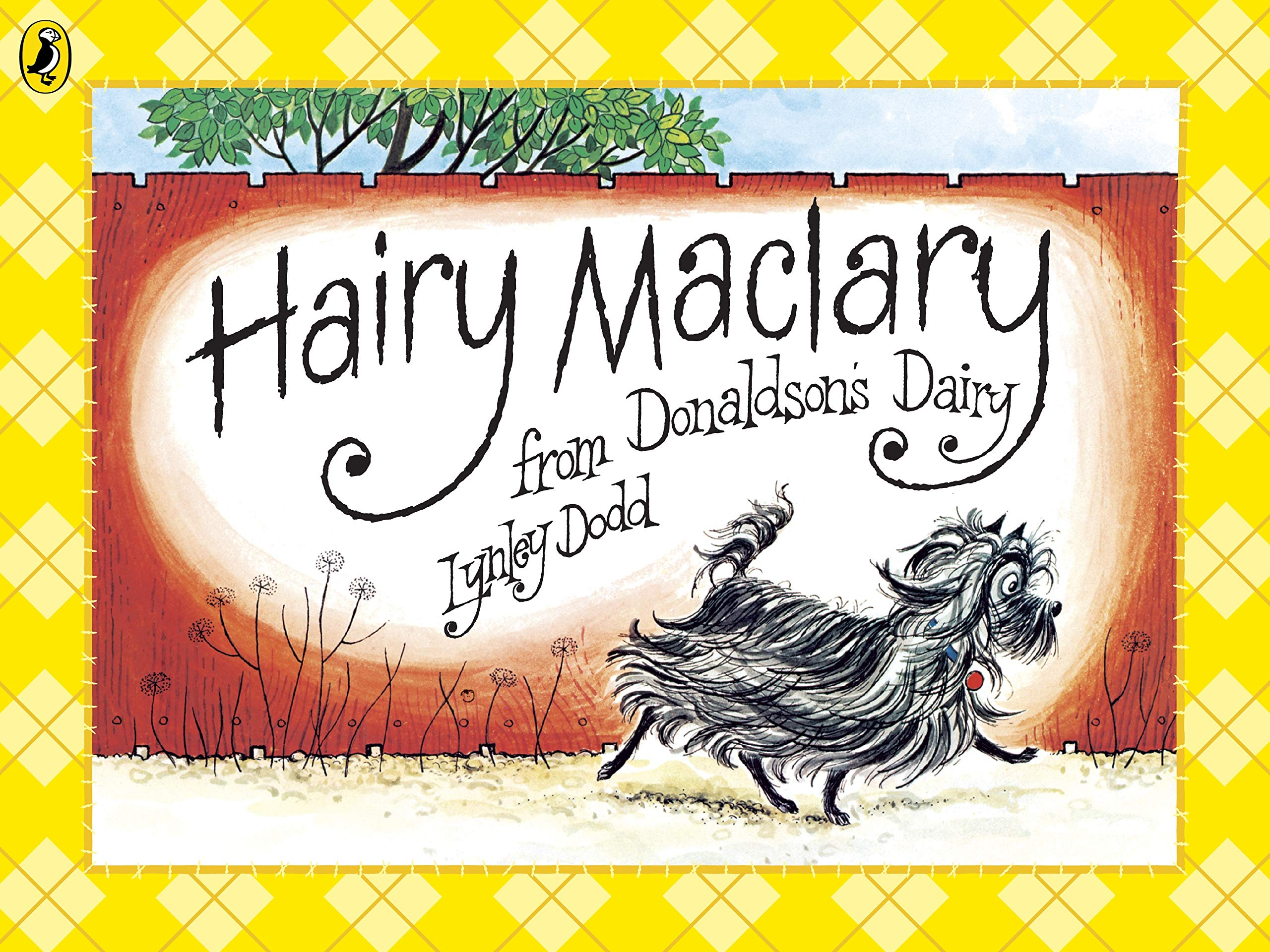 Hairy Maclary from Donaldson's Dairy Hairy Maclary and Friends ...