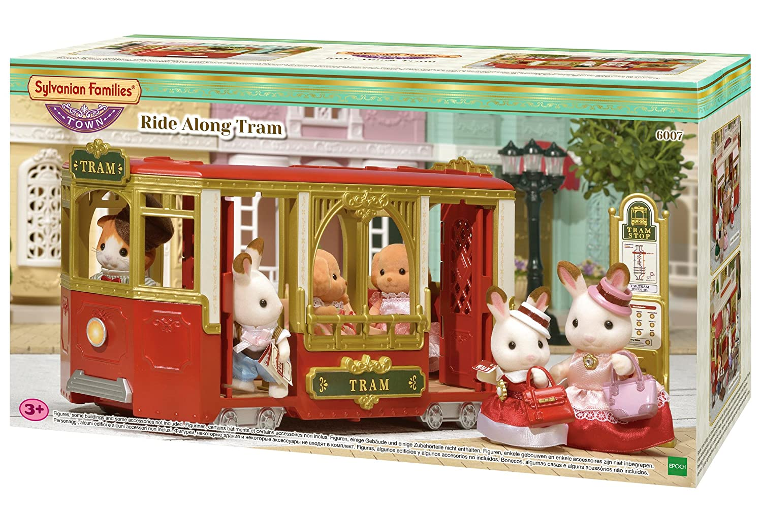 Dolls, Clothing & Accessories Sylvanian Families Department Store Small Counter Sylvanian Families