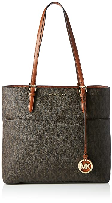 8ed65420391e MICHAEL Michael Kors Bedford Large Pocket Tote, Color Brown ...
