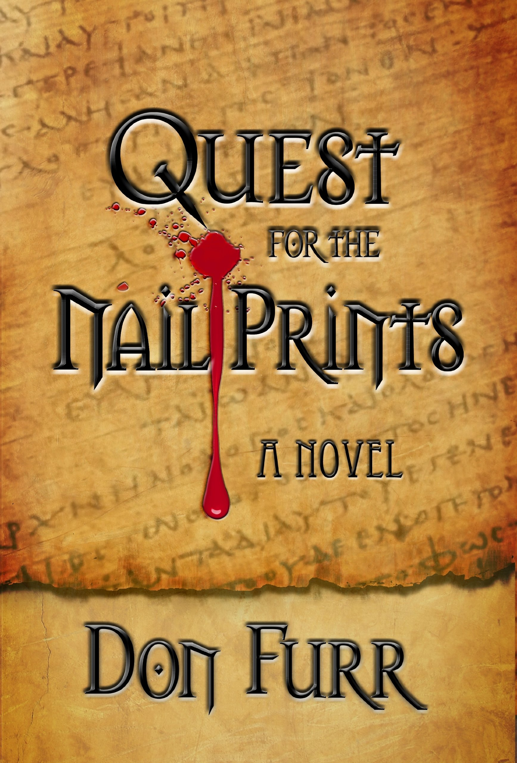 Quest for the Nail Prints ebook