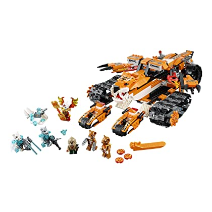 LEGO Chima Tiger's Mobile Command Block