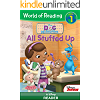 Doc McStuffins: All Stuffed Up: Level 1 (World of Reading (eBook))