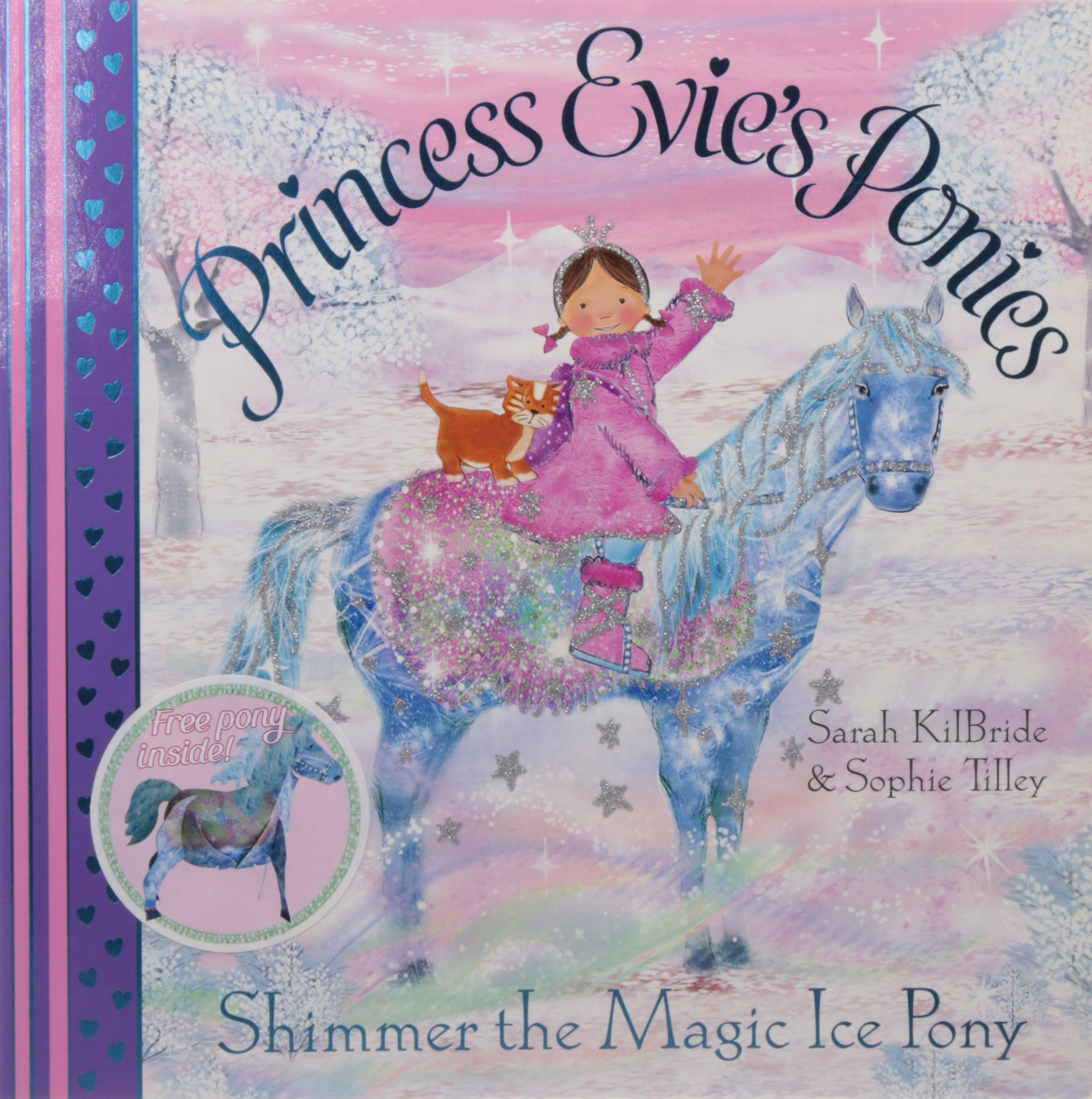Princess Evies Ponies: Shimmer the Magic Ice Pony