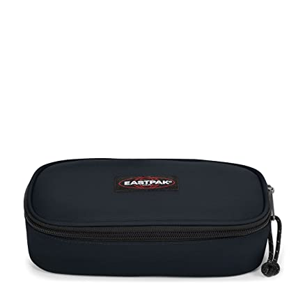 Eastpak Oval XL Single Estuches, 22 cm, Azul (Cloud Navy)