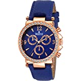 Swisstyle Analogue Blue Dial Womens Watch-Ss-Lr625-Blu-Blu