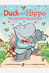 Duck and Hippo The Secret Valentine Kindle Edition