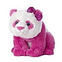 "Aurora World Girlz Nation Pink Panda Plush, 11"""