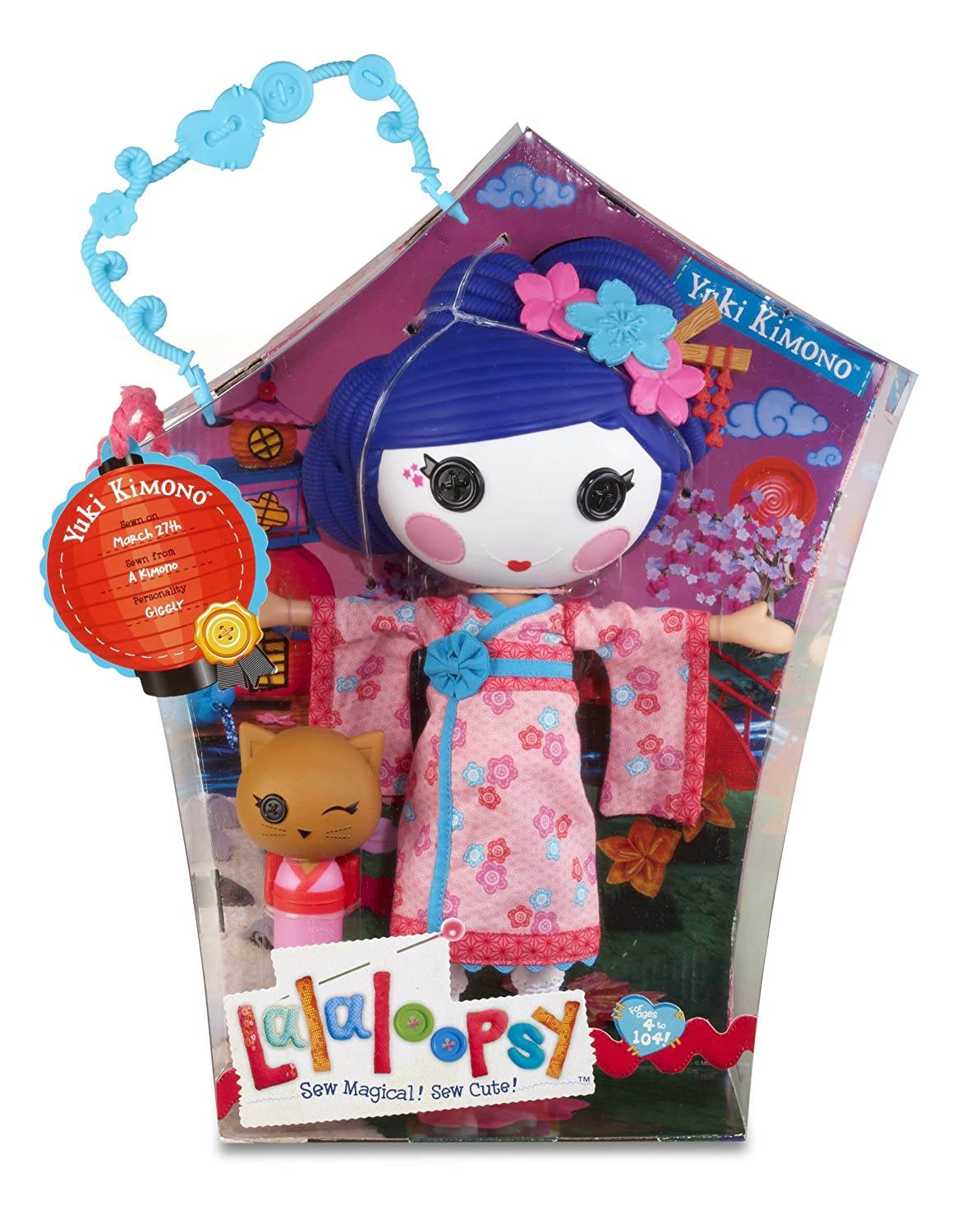 buy lalaloopsy yuki kimono doll online at low prices in india