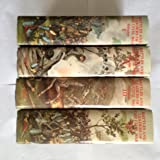 Battles and Leaders of the Civil War (Four Volume Set) (The Opening Battles, The Struggles Intensifies, The Tide Shifts, Retreat with Honor (Volumes 1-4)