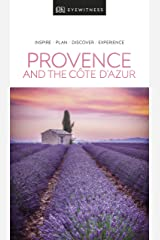DK Eyewitness Provence and the Côte d'Azur (Travel Guide) Kindle Edition