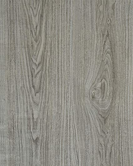 Gray Wood Grain Film Self Adhesive Panel Grey Wood Textured Peel And Stick Wallpaper For Kitchen Cabinets Removable Furniture Desk Shelf Paper Drawer