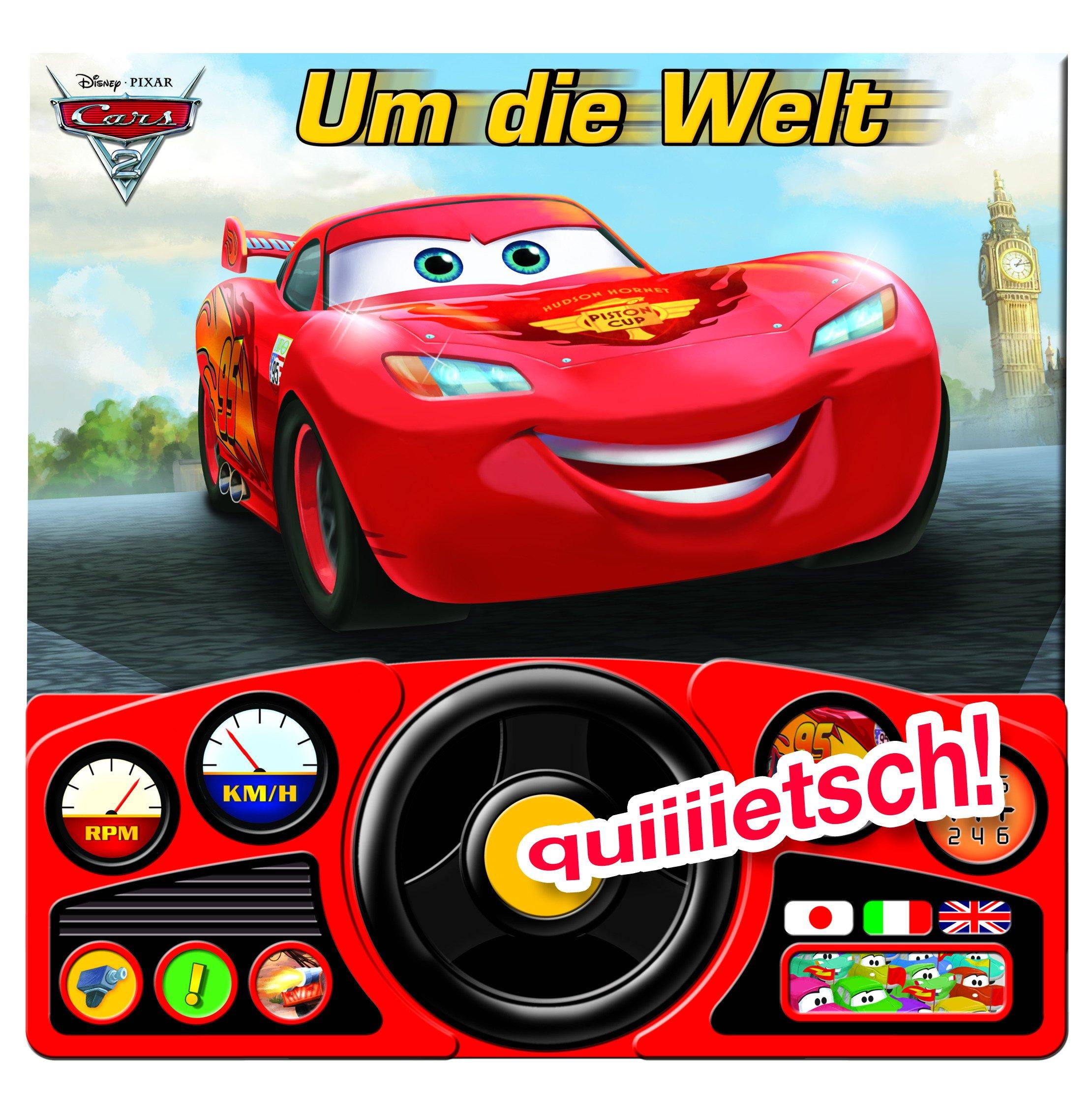 Um die Welt - Cars 2
