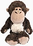 Stuffed Animal Monkey | Plush Toy | Soft Cute Brown Monkey - Chimpanzee - Ape | A New Best Buddy For Your Cheeky Chimp
